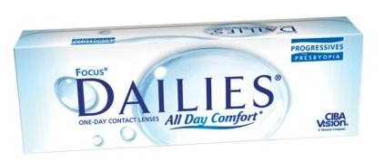 Focus Dailies Progressives