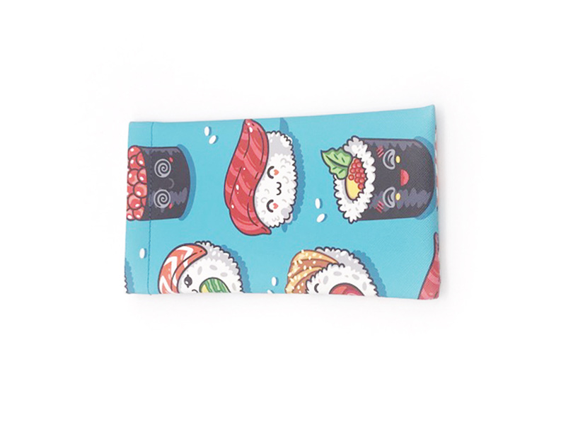 Sushi Rolls Glasses Case