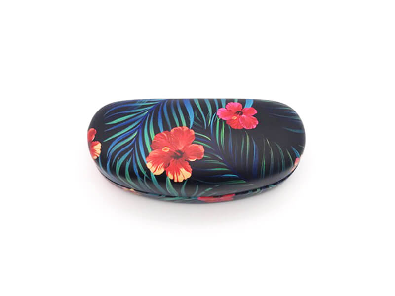 Hibiscus Large Glasses Case