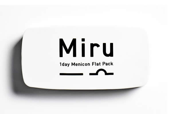 Menicon Miru 1 Day Disposalbe 30 pack
