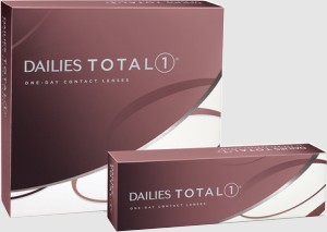 Dailies Total 1 - 90 pack