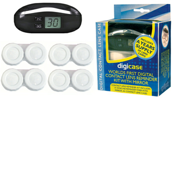 Digicase - Digital Contact Lens Case