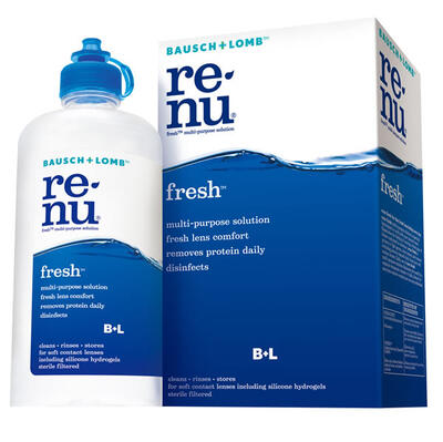 Renu Fresh Value Pack