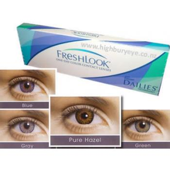 Freshlook 1 day Colors - PURE HAZEL