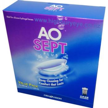AOSept Plus - Value pack