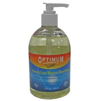 Optimum Contact Lens Wearers Hand Soap