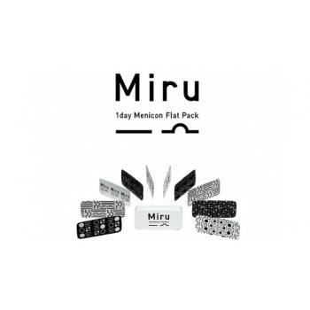 Menicon Miru 1 Day Disposable 90 pack