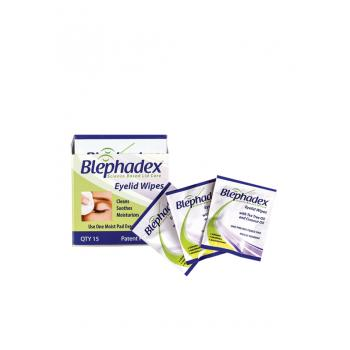 Blephadex Eyelid Wipes