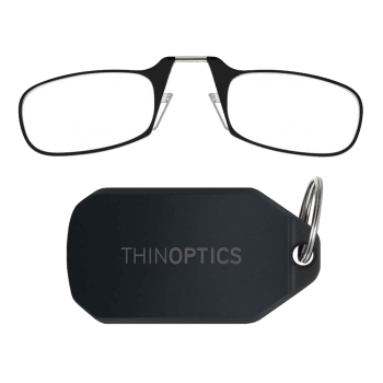 ThinOptics Readers with Silver Keychain