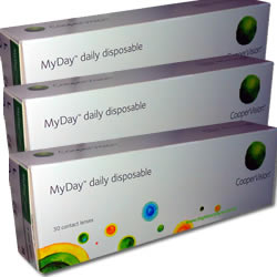 MyDay daily disposable 90 pack