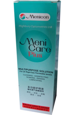 Menicon Menicare Plus